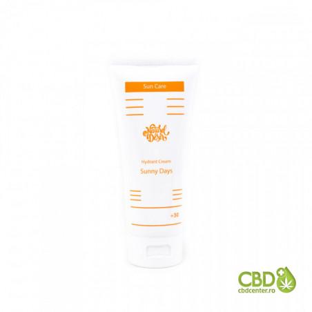 Cremă Protecție Solara CBD